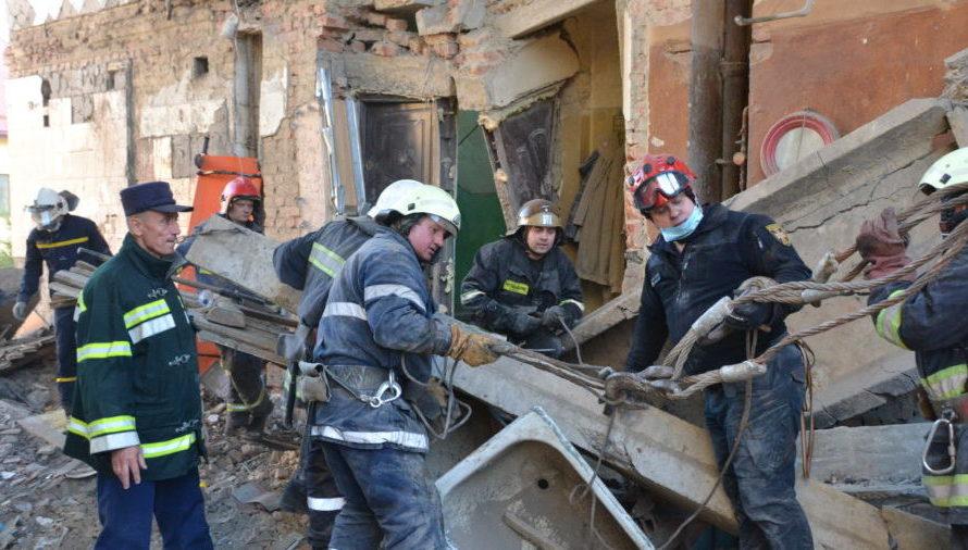 Сколько человек погибли при обвале дома в Дрогобыче
