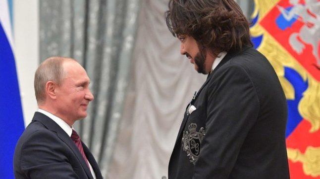 Что за скандал устроил Киркоров на «Новой волне»