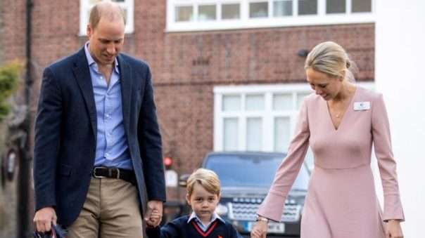 Скандал Зеленского из-за съемок сына у школы «зацепил» принца Уильяма