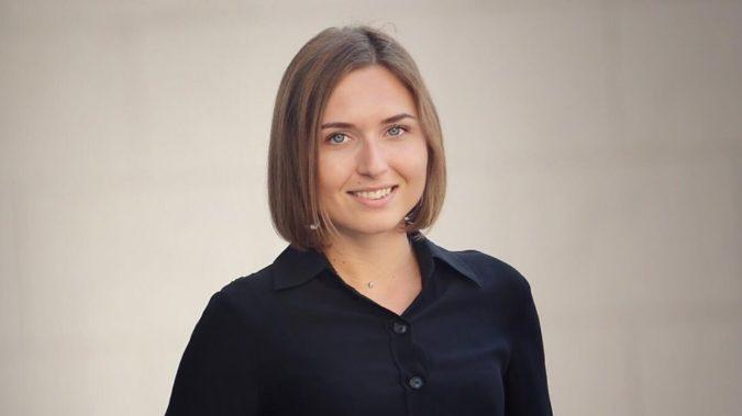 Анна Новосад исправила ошибки после оскорблений от Ирины Фарион