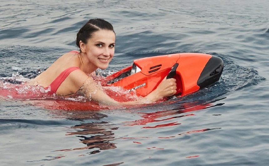 Наиля Аскер-заде показала фото с отдыха