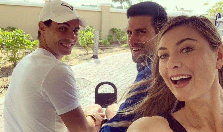 Почему Мария Шарапова бросила теннис: ее прямая речь