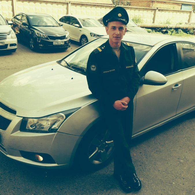 Егор Карамашев