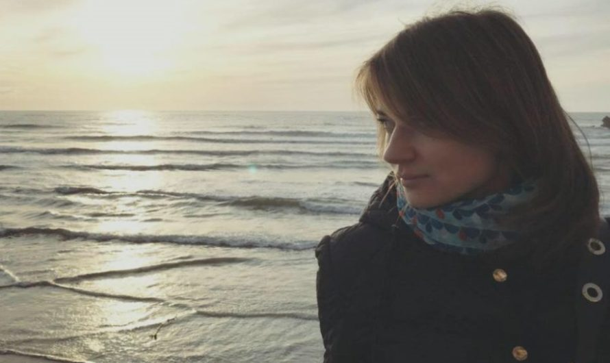 Ольга Бонева: кто жена Юрия Дудя, фото