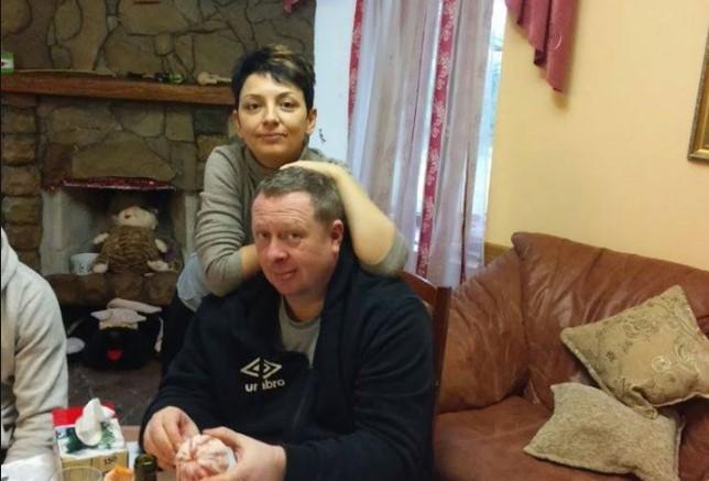Наталья Мищенко и Олег Мищенко