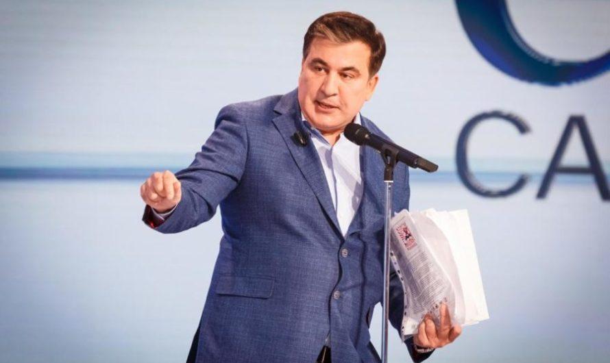Михаил Саакашвили взорвал соцсети как кандидат в вице-премьеры по реформам