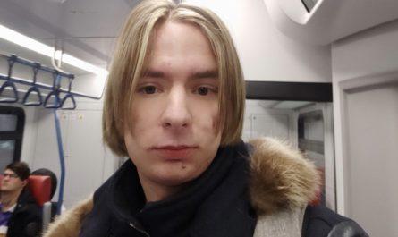 Антон Бабкин Омежка с Двача