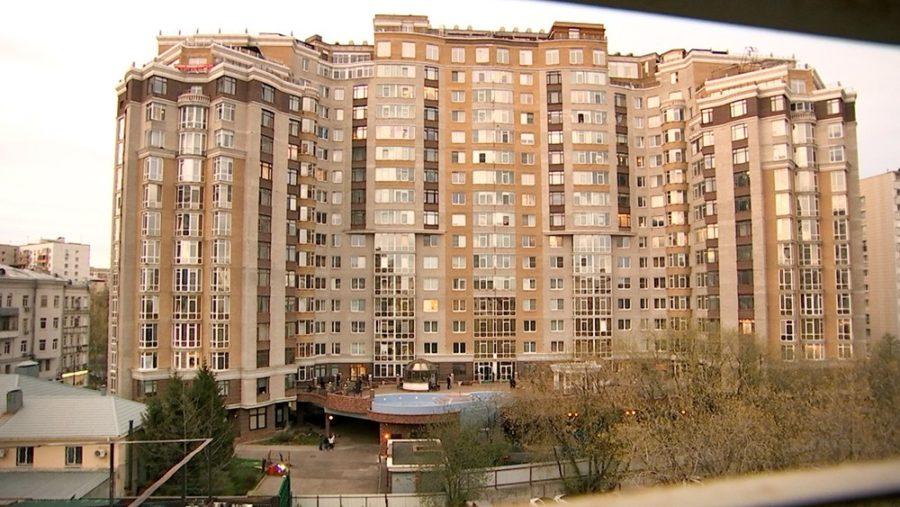 Дом в Таганском районе Москвы