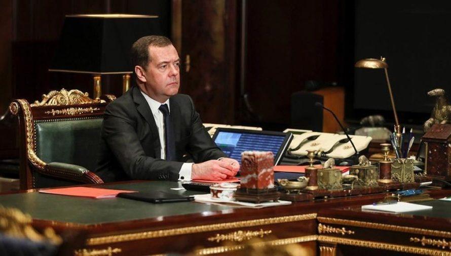 Почему «Дмитрий Медведев умер» взлетело в поиске