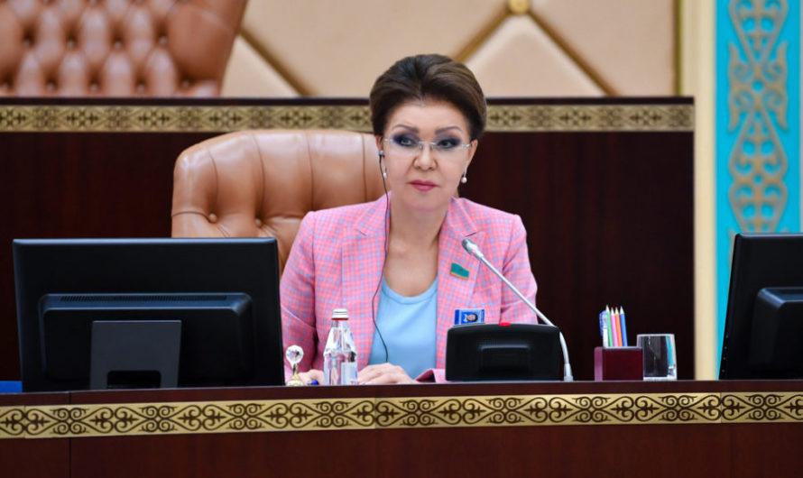 Почему Дарига Назарбаева уволена