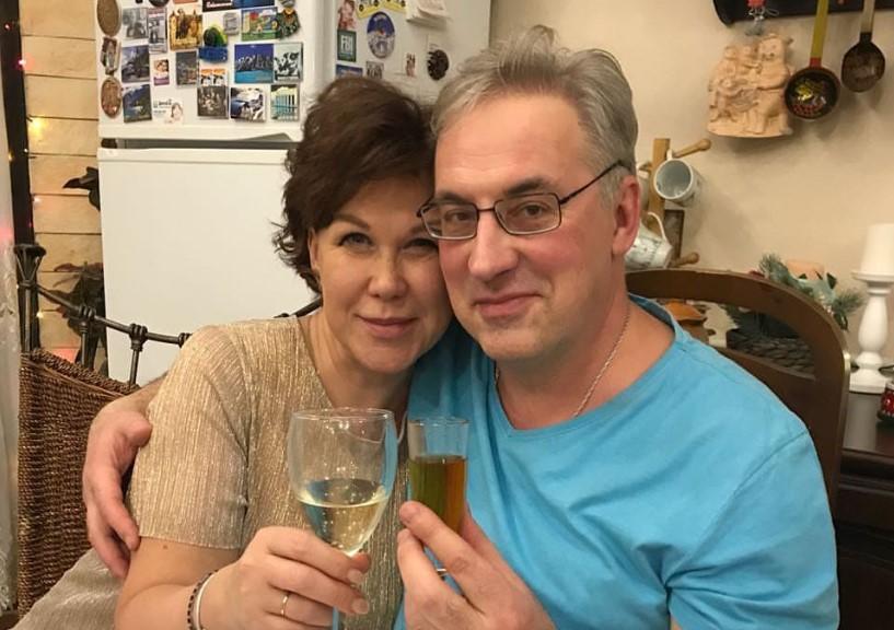 Юлия и Андрей Норкины