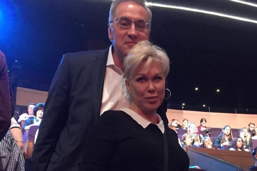 Андрей и Юлия Норкины