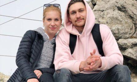 Екатерина Александровска и Харли Уиндзор