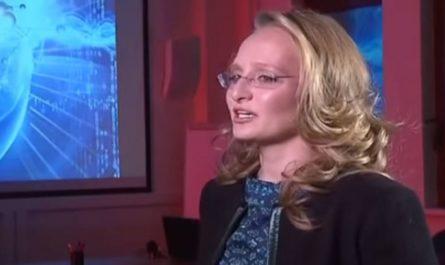 Катерина Тихонова-Путина