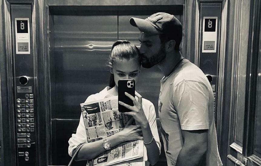 Баран Гюнеш и Дарья Кирилюк