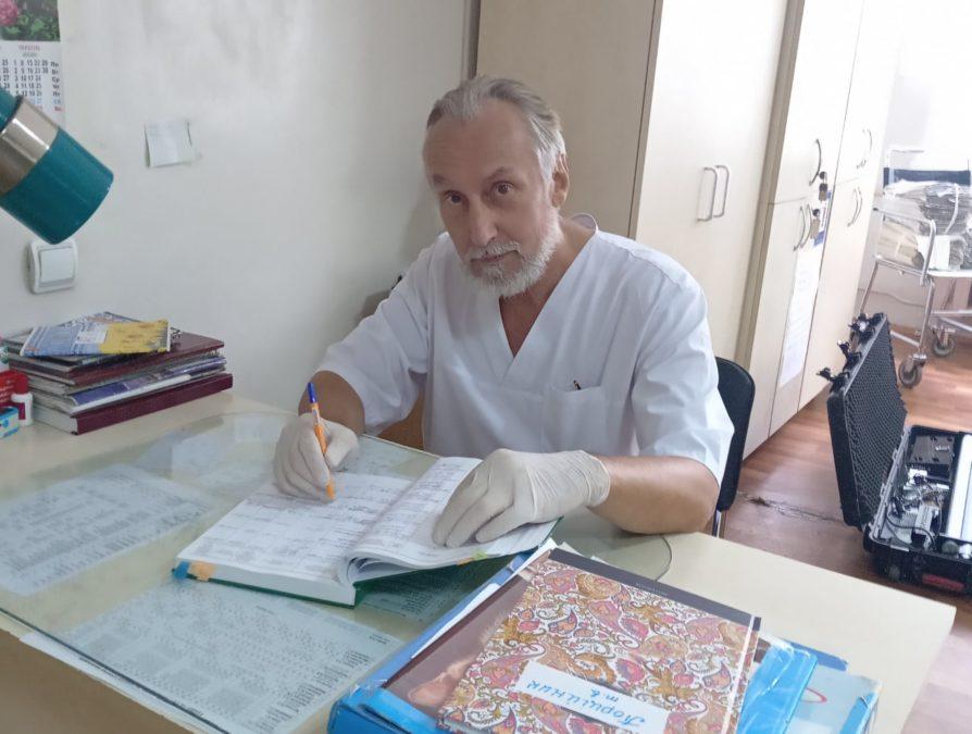 актер Владимир Владимиров