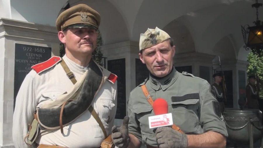 Мачей Поремба и Войцех Ольшанский