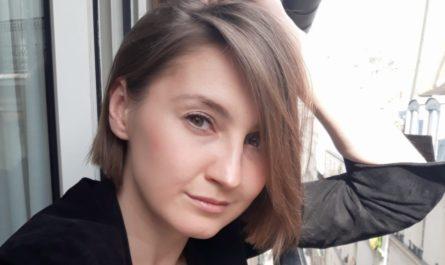 Елена Фуксина, экс-жена Дмитрия Глуховского