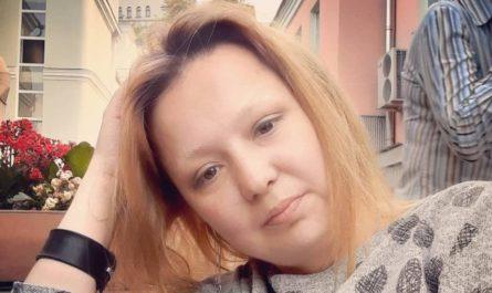 внучка Гурченко Елена Королева