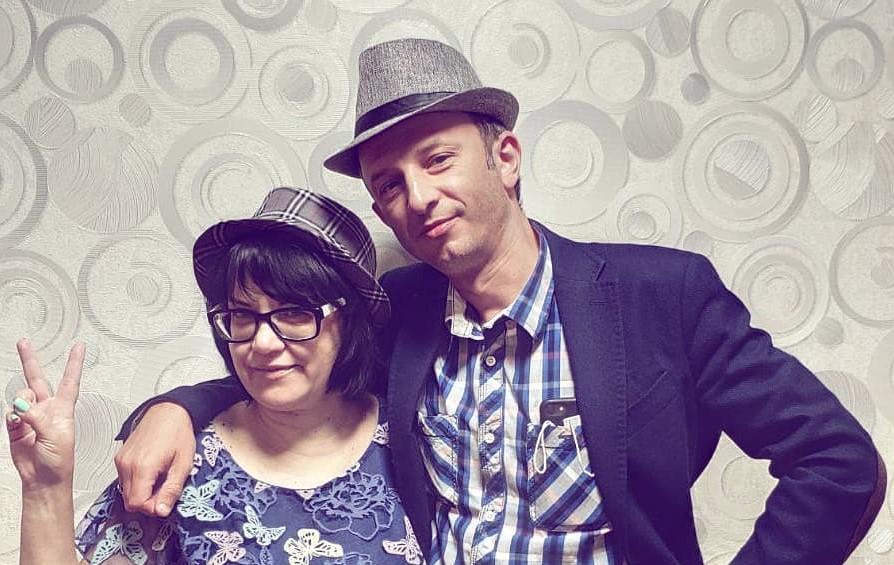 Ольга и Евгений Котенко