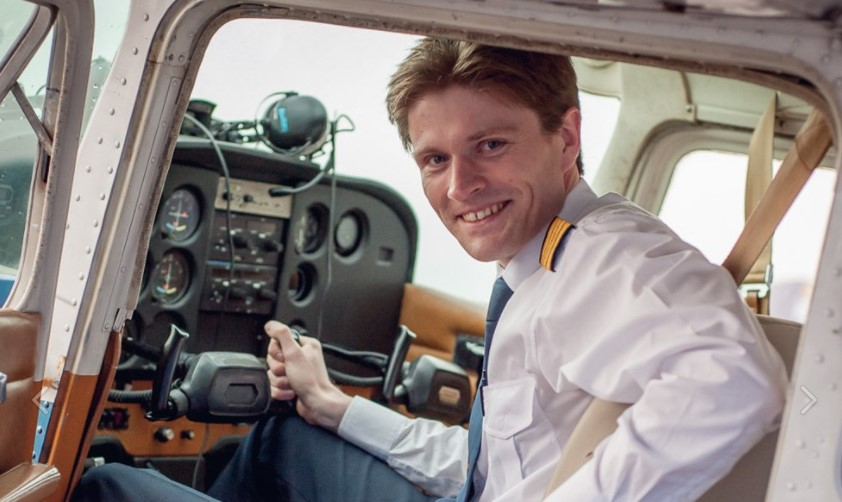 Пилот Николай Иванов
