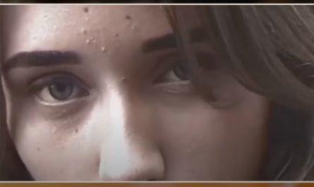 Кадр с Елизаветой Кривоногих из фильма Алексея Навального