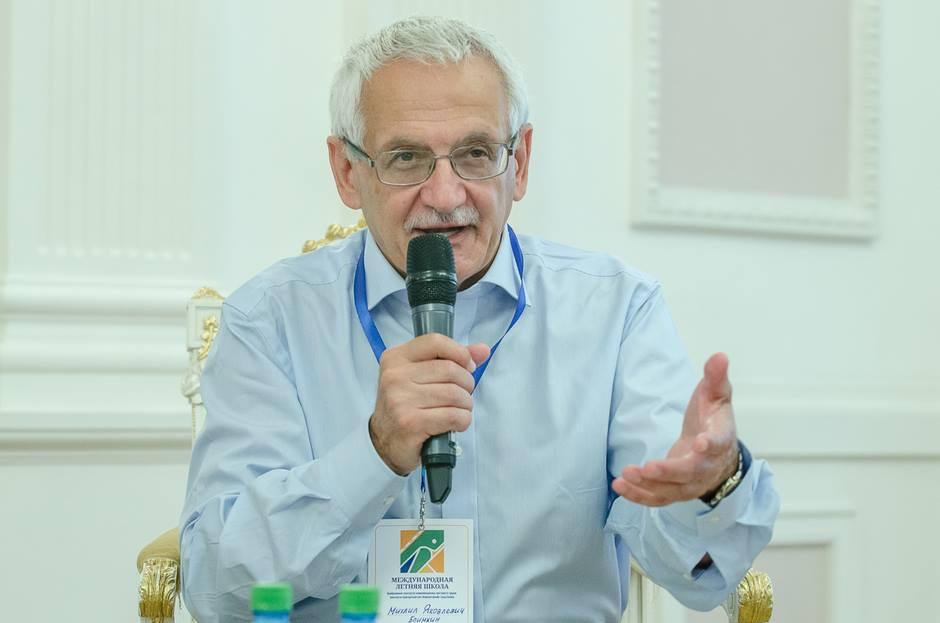 Михаил Блинкин, родственник Тони Блинкена