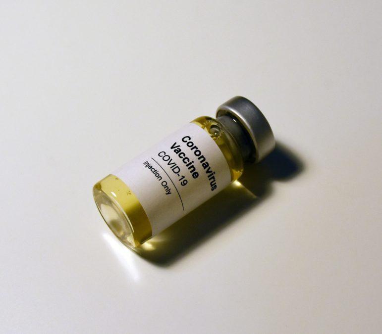 Вакцина от ковид. Фото: unsplash.com