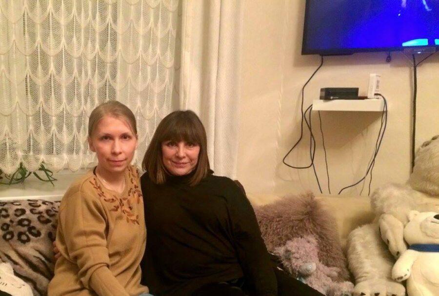 Анастасия и Наталья Варлей