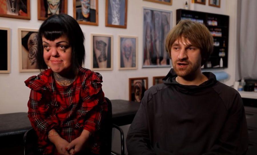 Анна Кастельянос и Родион Рудаков