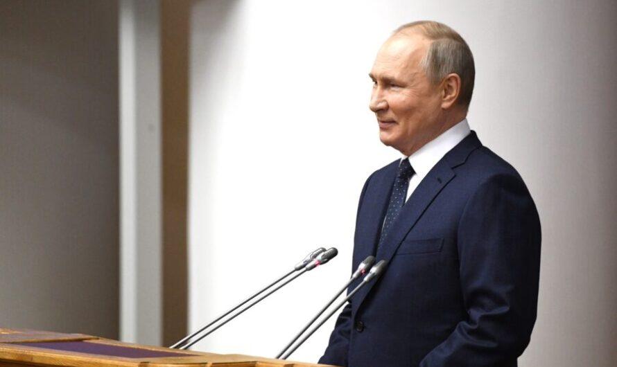 Почему «путин умер или нет» подскочило в трендах