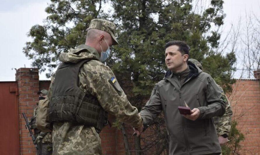 «Военная агрессия стремительно нарастает»: Зеленский подписал закон по резервистам