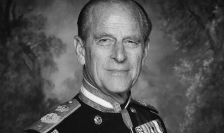Принц Филипп, герцог Эдинбургский