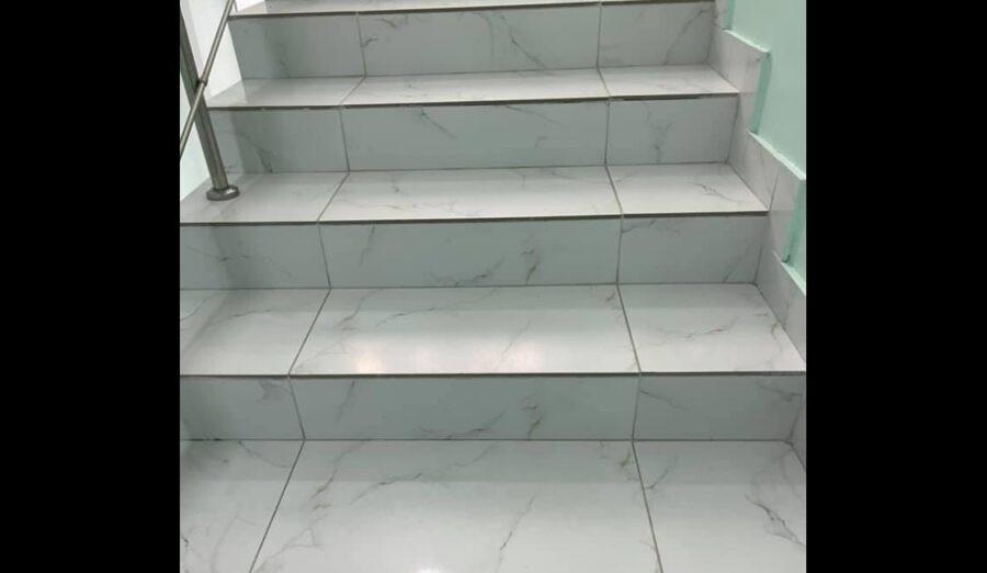 Лестница в украинской больнице