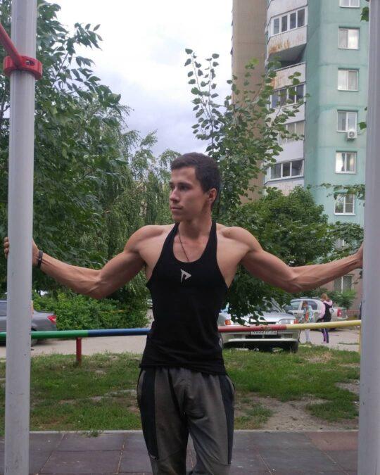 Сергей Шиманов