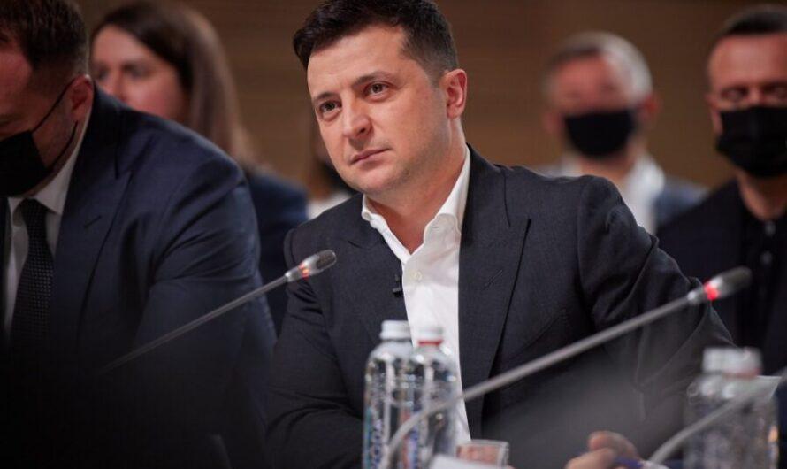 Зеленский предложил Путину встретиться в «горячей точке» Донбасса