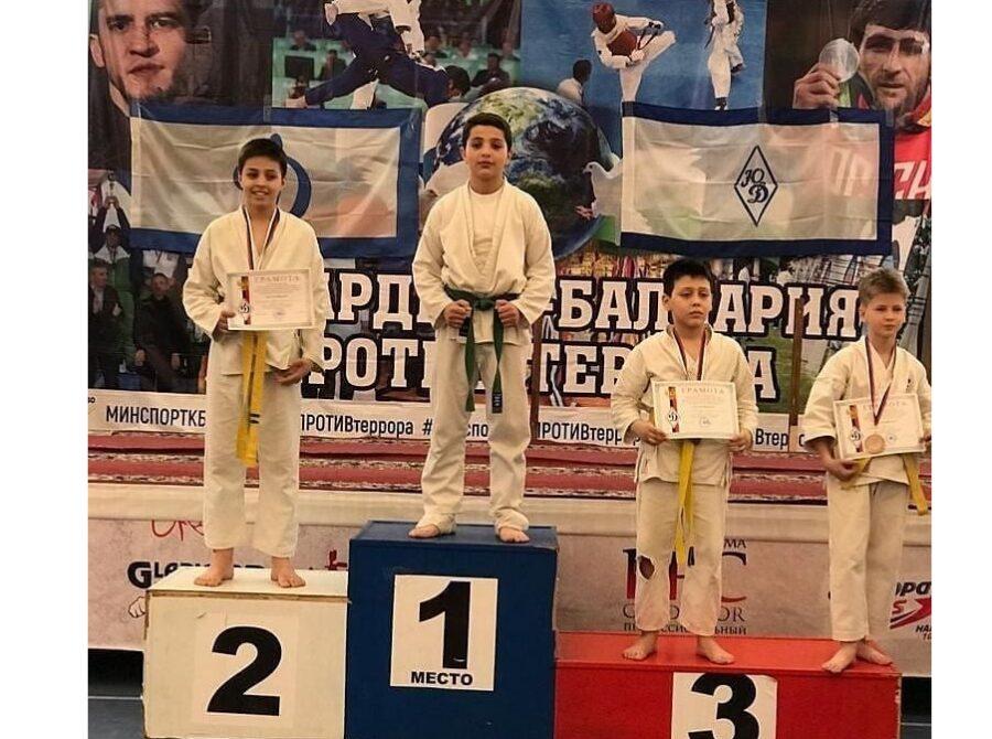 Аслан Биттиров занял первое место на турнире в 2020 году