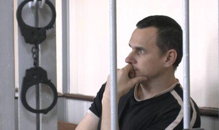 Олег Сенцов