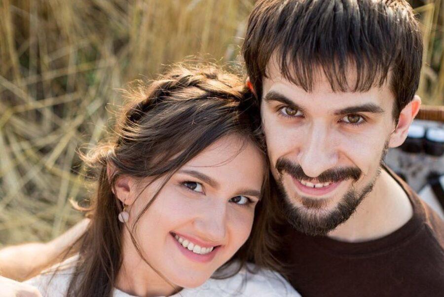Кристина и Дмитрий Журавлевы