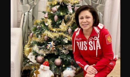 Ирина Роднина