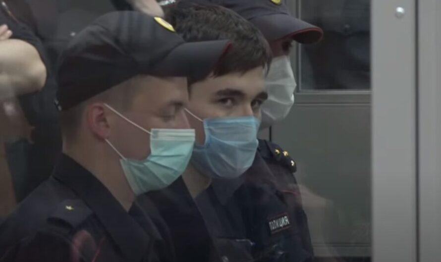 Появилось видео покупки оружия Ильназом Галявиевым