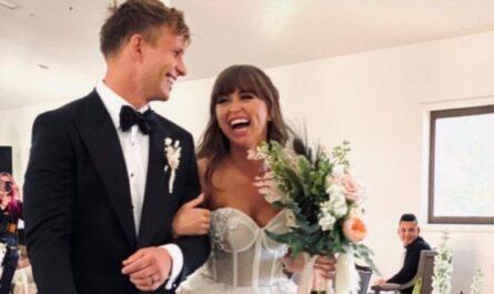 Свадьба Павла Петкуна и Райли Рид 23 июня 2021 года в Майами