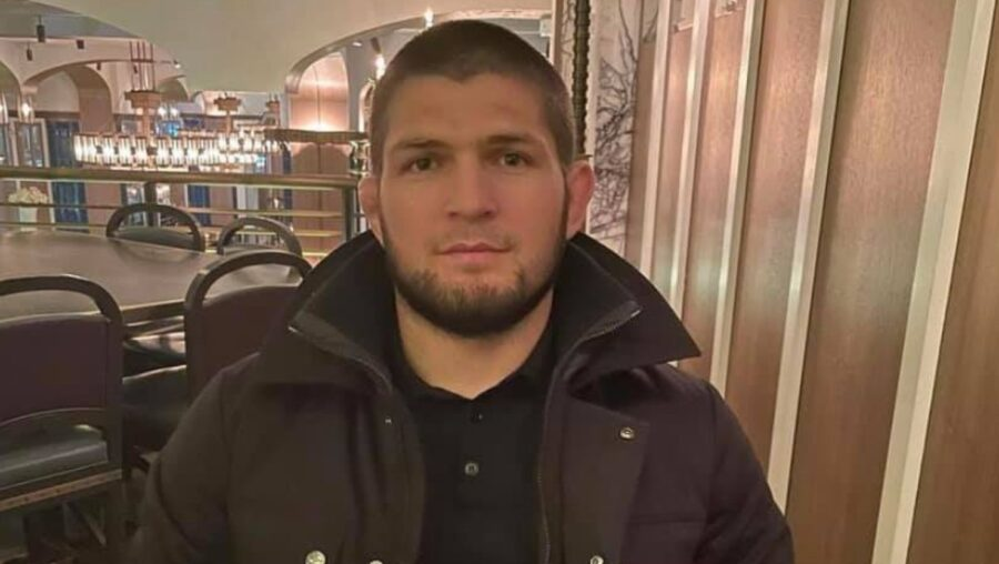 Хабиб Нурмагомедов