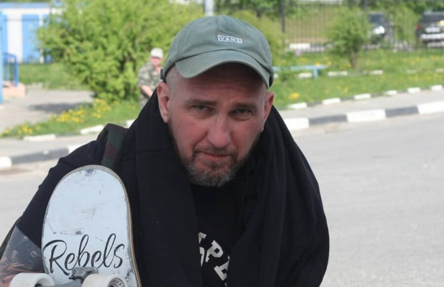 Паша Сорокин