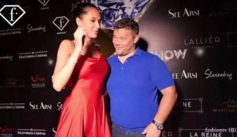 Карина Тищенко и Андрей Богдан