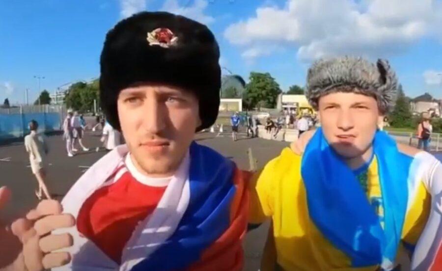 Денис Смоленский и Толкач