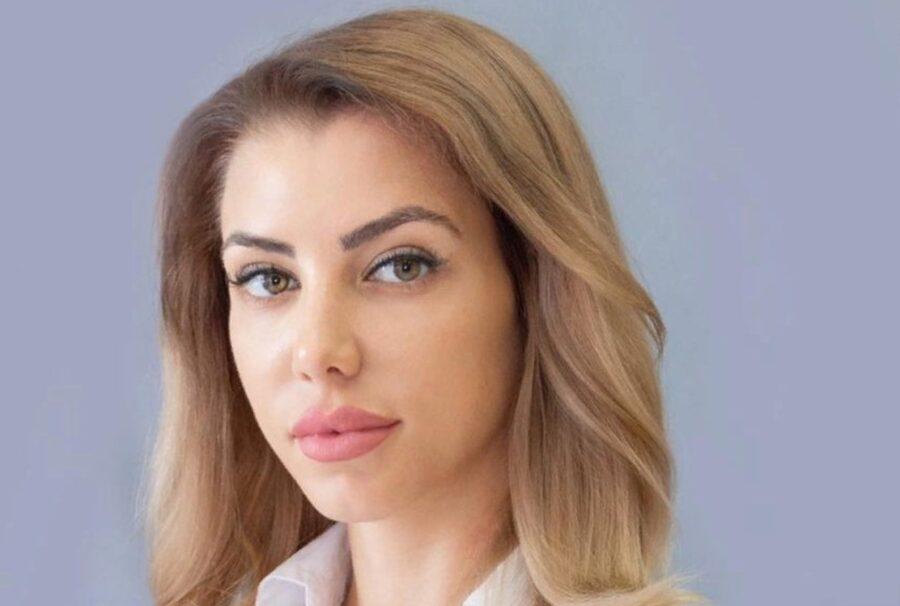 Екатерина Сокирская Пузикова