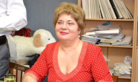 Алла Еловкова-Лобанова