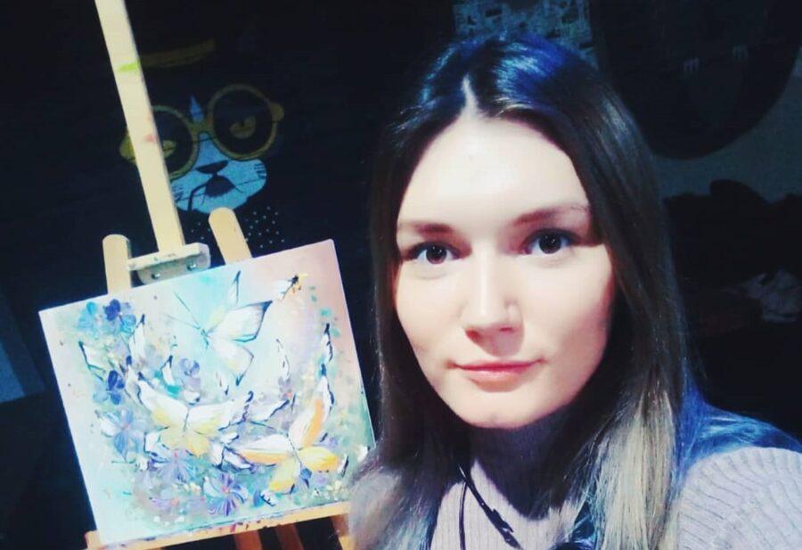 Анастасия Огрызкова