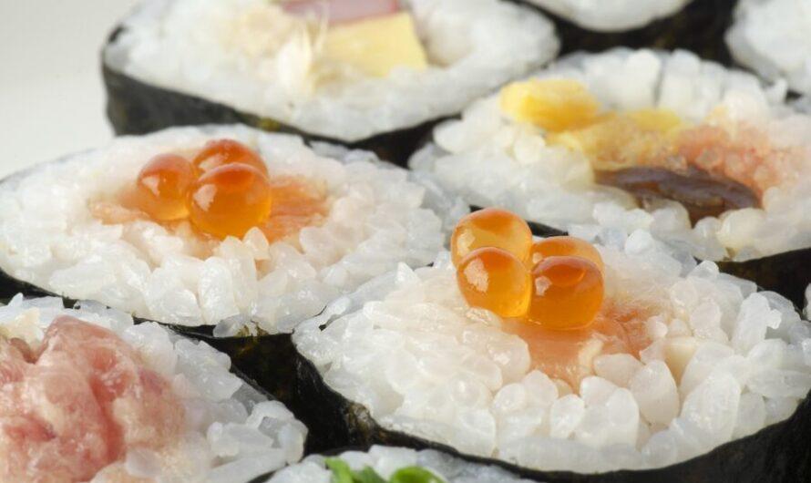 ТОП-5 вкусных роллов от Watatsumi